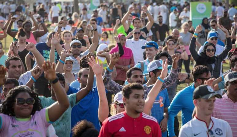 Dubai Fitness Challenge to begin fromOctober19