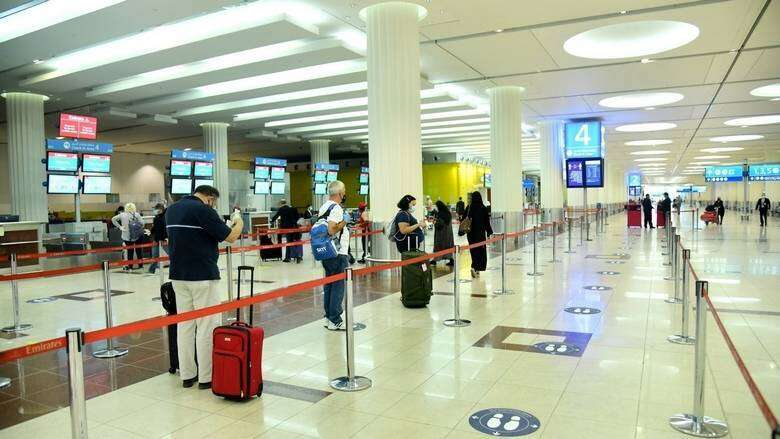 UAE, Coronavirus news bulletin, Covid testing,  ICA nod not needed for travel