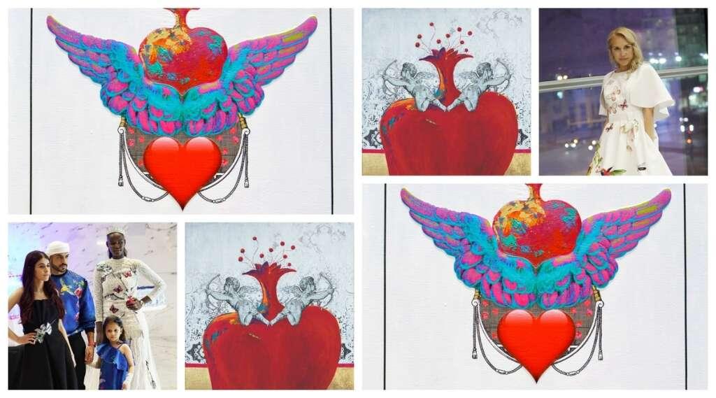 World Art Dubai 2020, social distancing, social distancing, guests, art, hear, wear, watch
