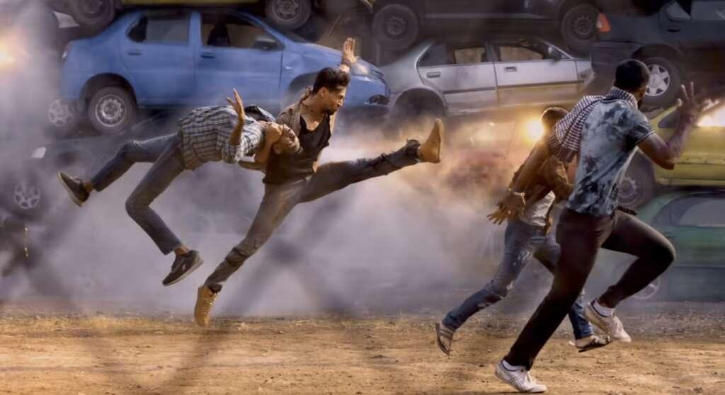 Baaghi 3, Tiger,Tiger Shroff, Riteish Deshmukh, Shraddha Kapoor, Movie review