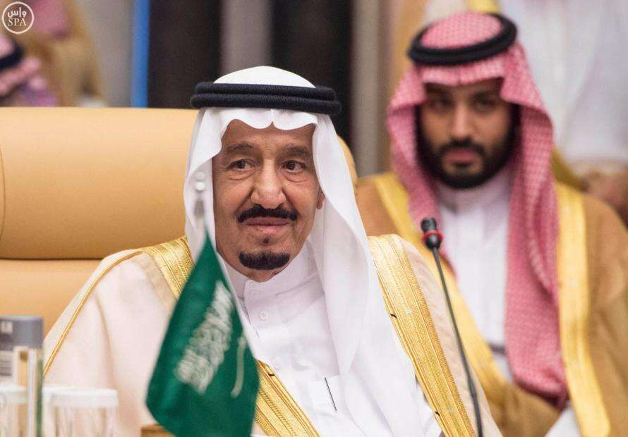 Saudi Rulers,  King Salman bin Abdulaziz Al Saud