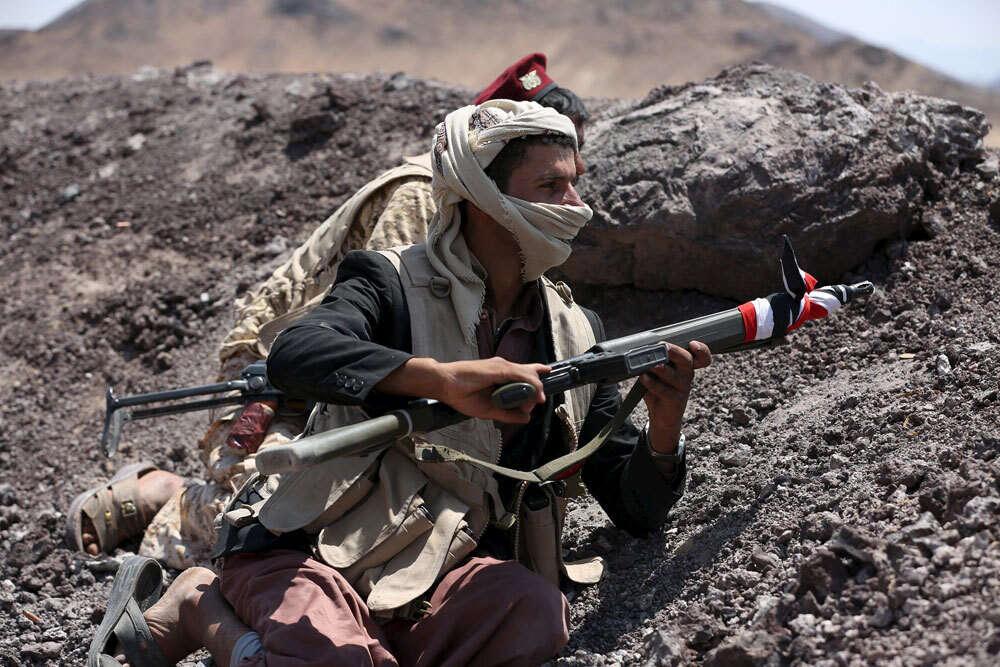 Coalition liberates Yemen town