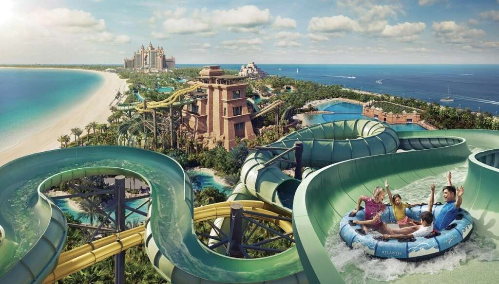 Dubai visitors: Dont wait for check-in, dive straight into waterpark