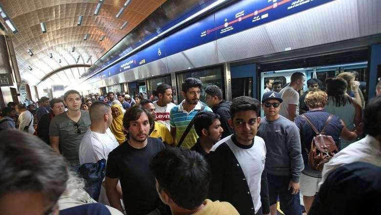Al Rigga, Al Fahidi busiest metro stations in Dubai