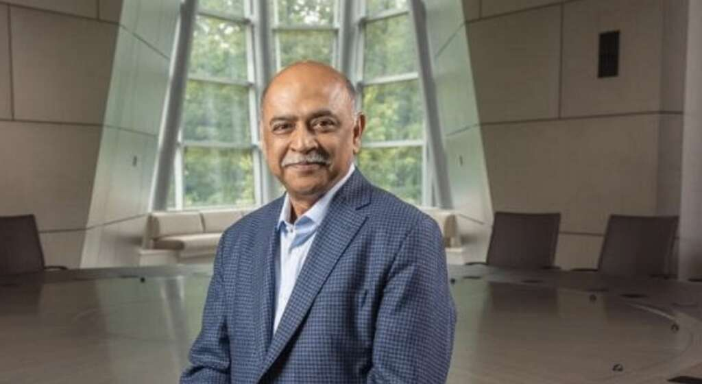 Arvind Krishna, CEO,IBM, Rometty
