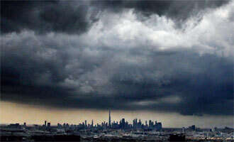 Watch out for more rain in UAE