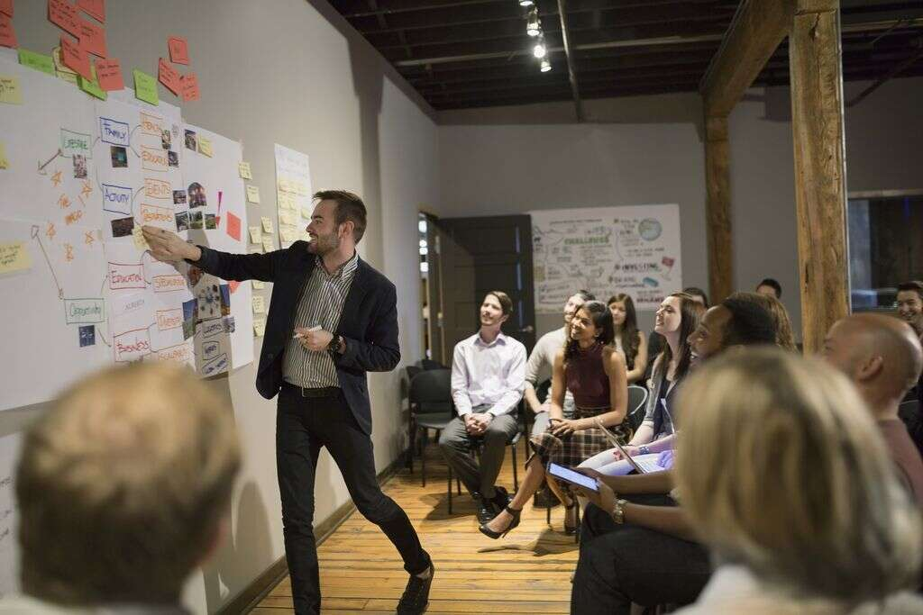 How to pull off a powerful presentation