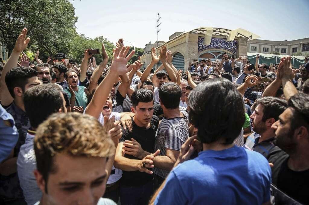 Iran, execute, Trump