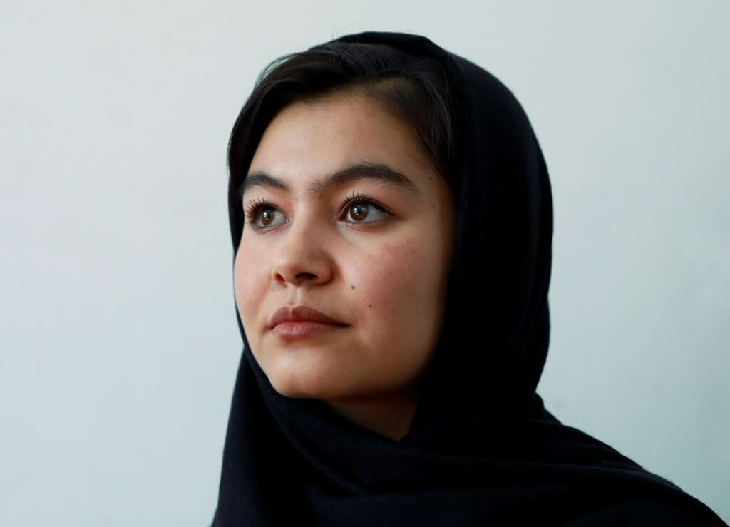 Coal miner, Afghan university, exam