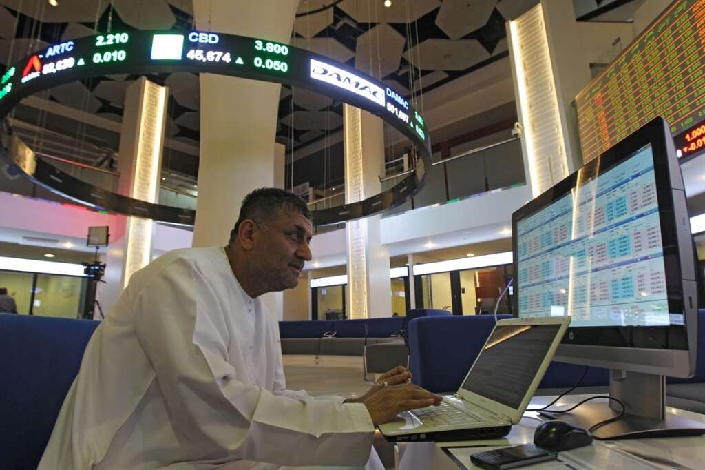 Dubai stocks rally on banking, property stocks