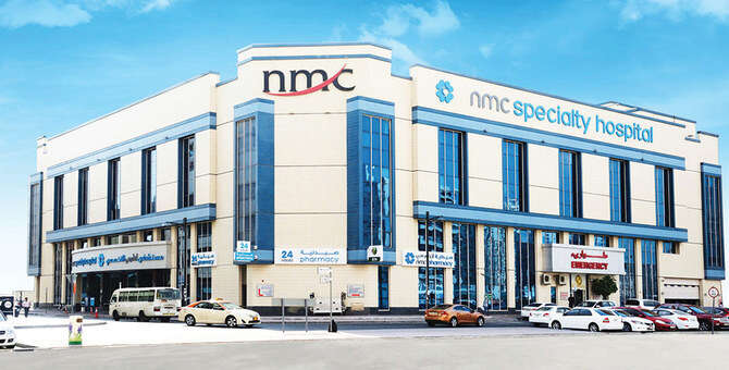 NMC Health says expects to be placed into administration in due course