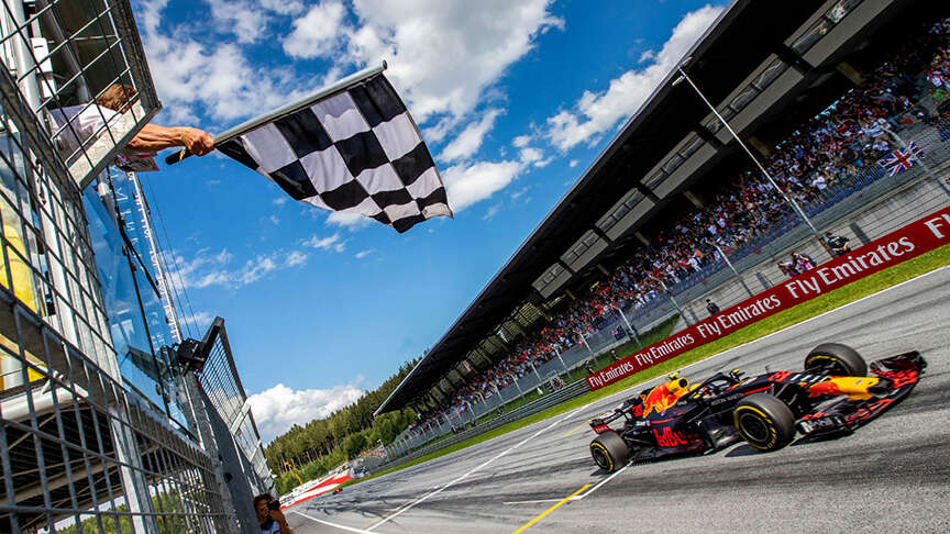 F1 still faces a challenge with revised season plan