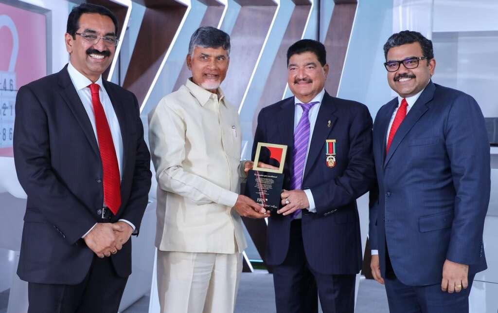 Andhra Cm Inaugurates Uae Exchange Innovation Showcase News