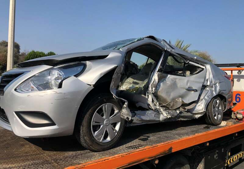 75-year-old Emirati man killed in UAE road accident