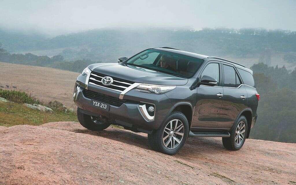 Review Toyota Fortuner Vxr Khaleej Times