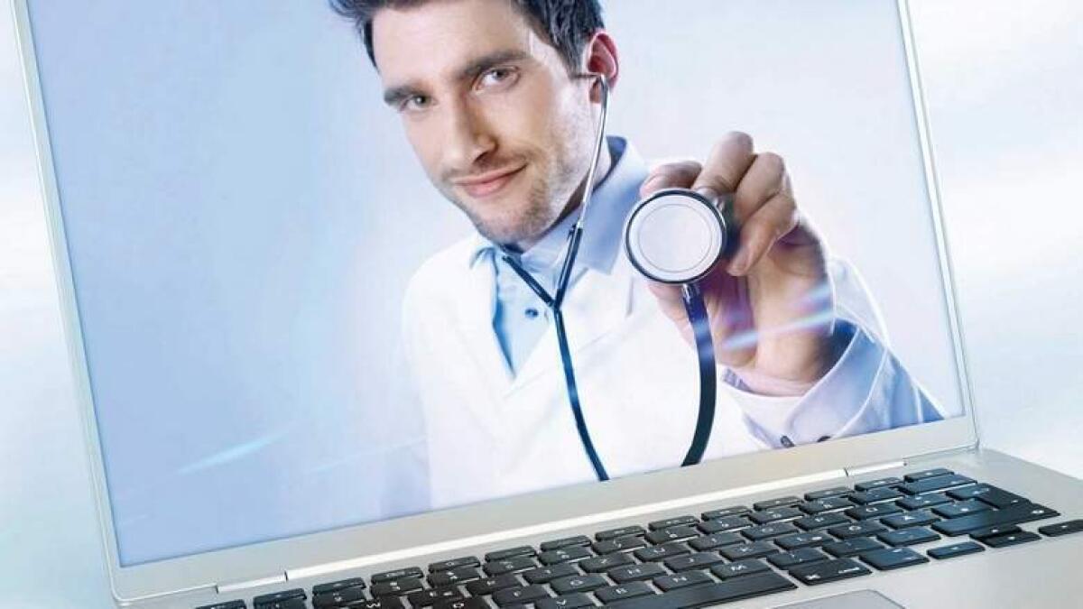 Doctors at your fingertips 24x7 in Dubai