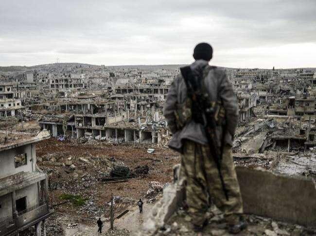 Air strikes hit hospital, at least 27 killed: Observatory