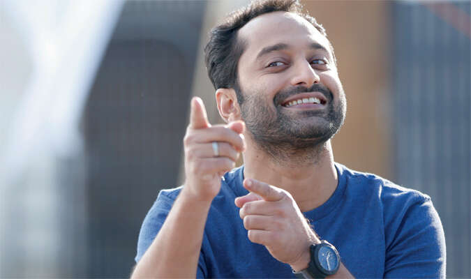 Fahadh Faasil: 'I became a better man with Diamond Necklace