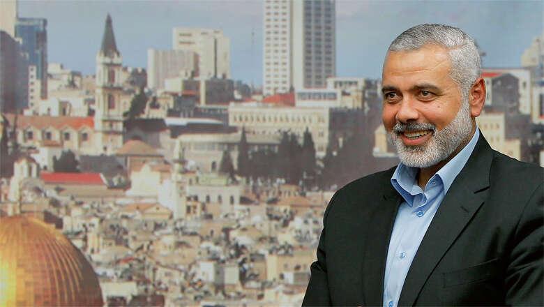 Haniya Is The New Boss Of Hamas News Khaleej Times