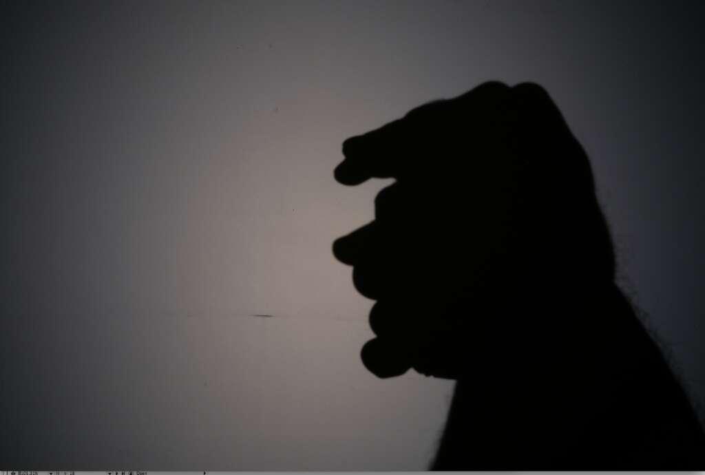 The man who creates shadows