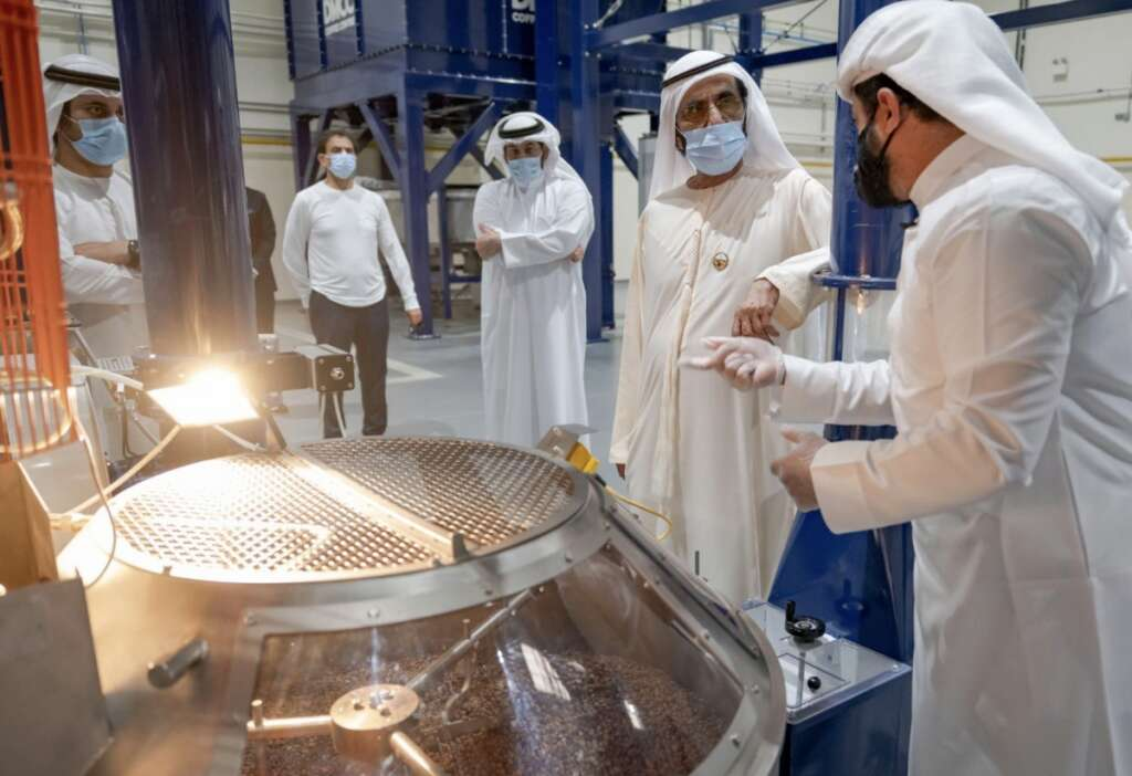 Dubai, ideal hub for re-exporting tea