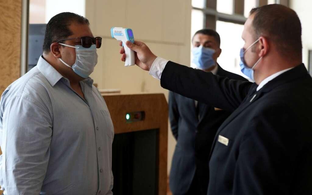 Egypt agrees on $5.2 bn coronavirus aid package: IMF