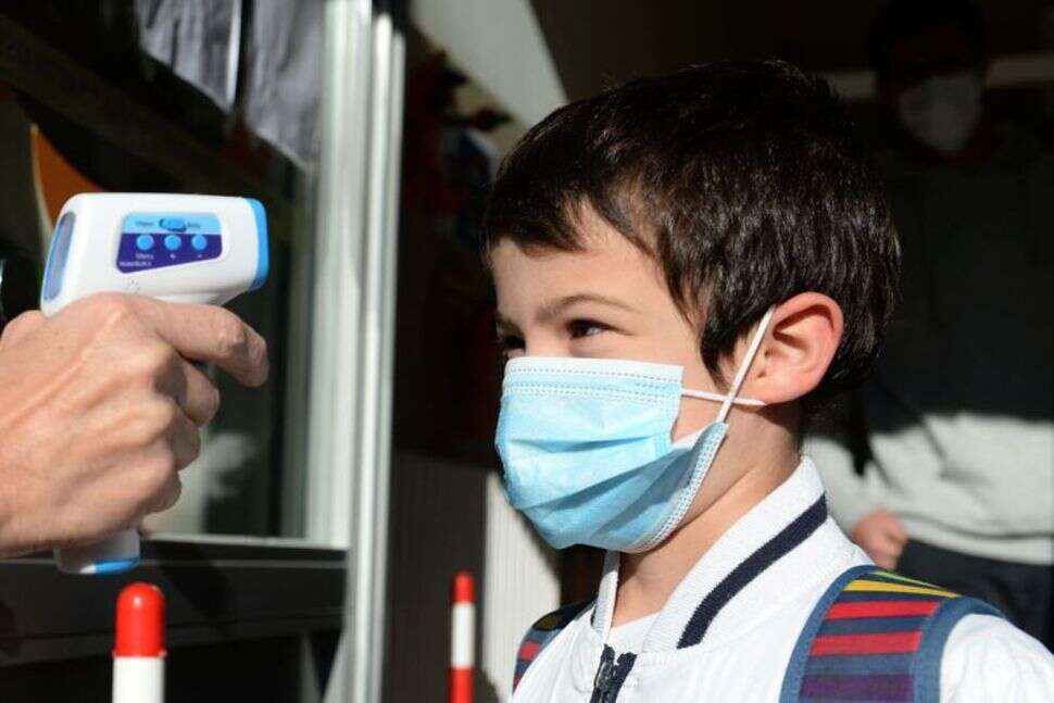 kids, coronavirus, covid19, over two years, age, masks, UAE official
