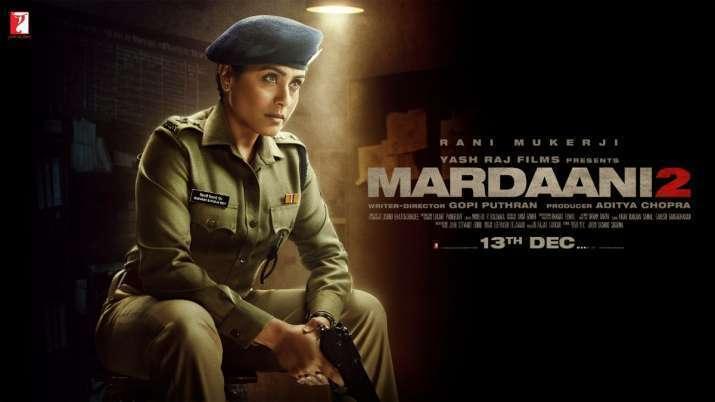 most risky web searches, India, films, series, Mardaani 2, Delhi Crime