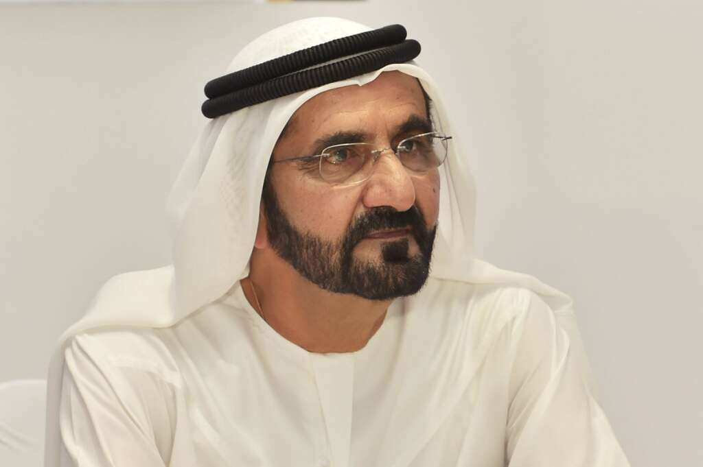 Sheikh Mohammed issues new Dubai Health Authority law