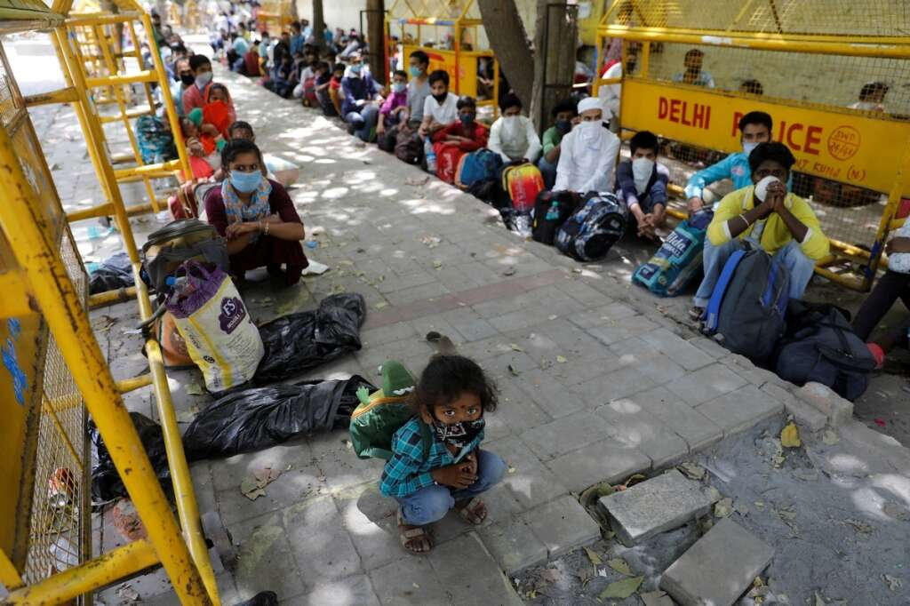 Migrant worker train deaths shock India amid Covid-19 lockdown fallout