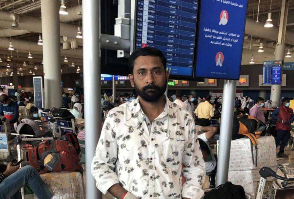 185, distressed Indians, fly home, free, thanks, Dubai-businessman