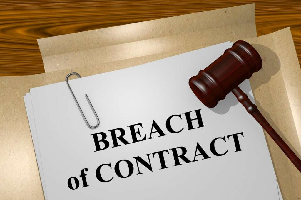 breach of contract, engineering company, construction company, federal supreme court, UAE top court