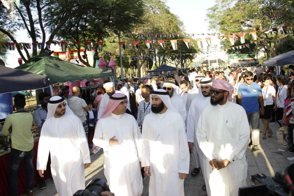 Happiness souq at Zabeel park to promote charity