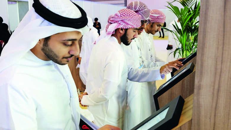 emirati, job fair, sharjah