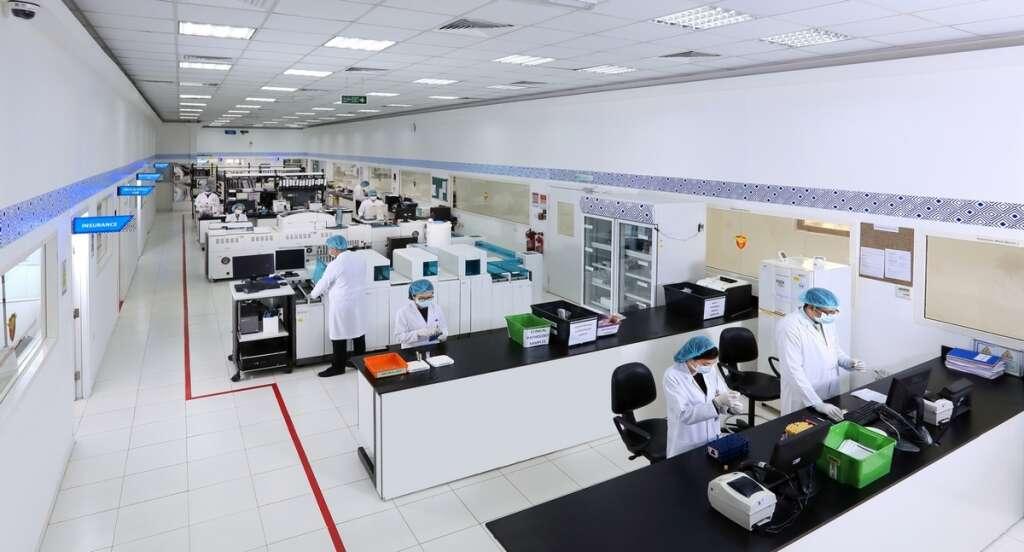 Combating, coronavirus, Covid-19, antibody test, Dh200, Dubai