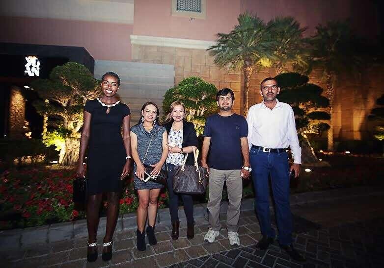 Atlantis dinner, At the Top Burj Khalifa rewards for UAE workers