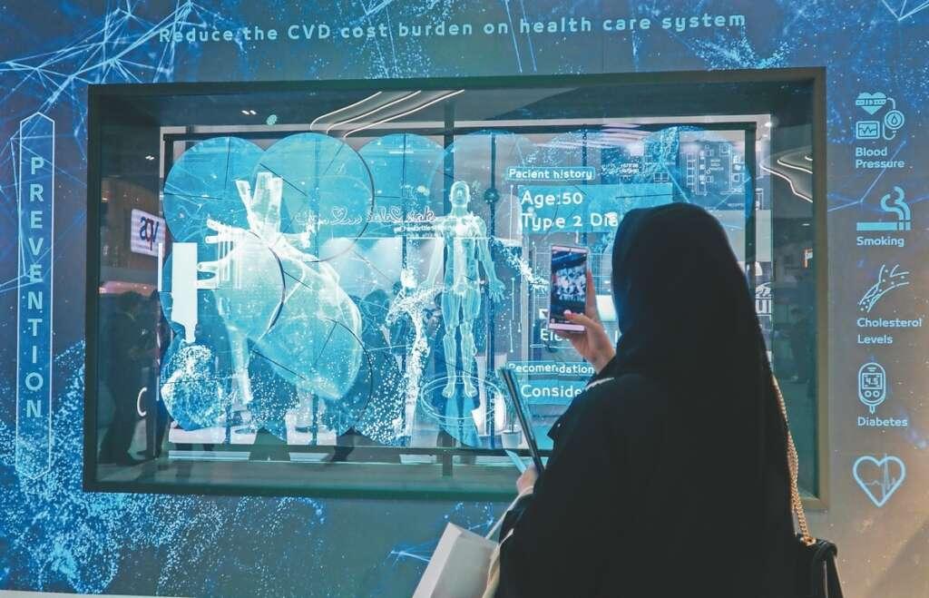 arab health, hayat, donation, organ, patient