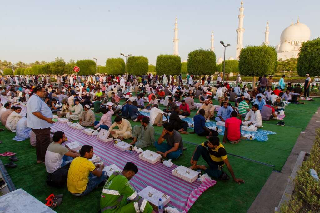 UAE's largest Iftar: KT's Ramadan video goes viral - News
