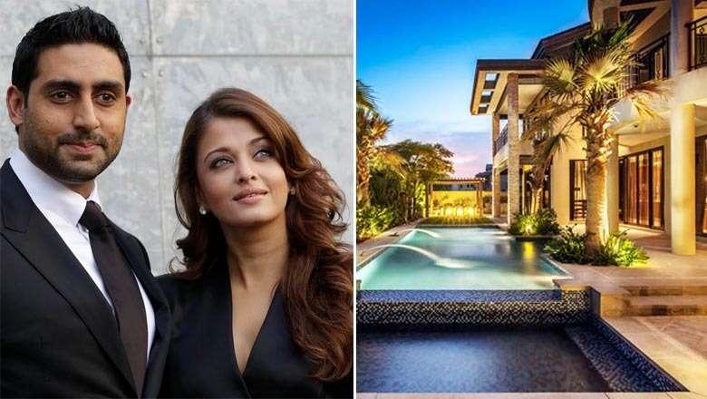 What superstar couple Abhishek, Aishwarya Rai-Bachchans Dubai palace looks like