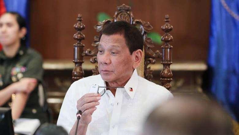 duterte, filipinos, evacuated, iran, iraq, us, america, not all, exemptions