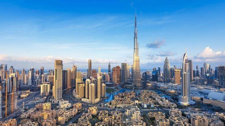 UAE is world's top in e-infrastructure