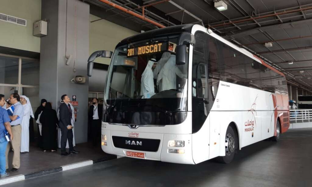 Dubai-Muscat bus trip to be linked to 3 Metro stations