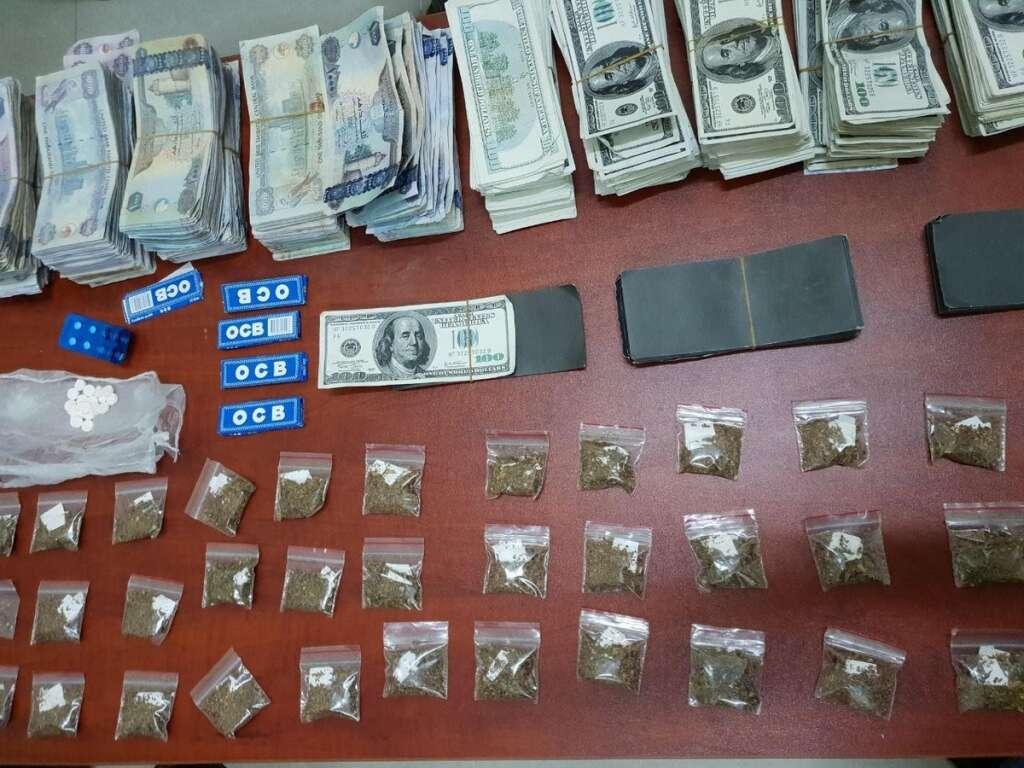 5 hashish dealers nabbed in Ras Al Khaimah