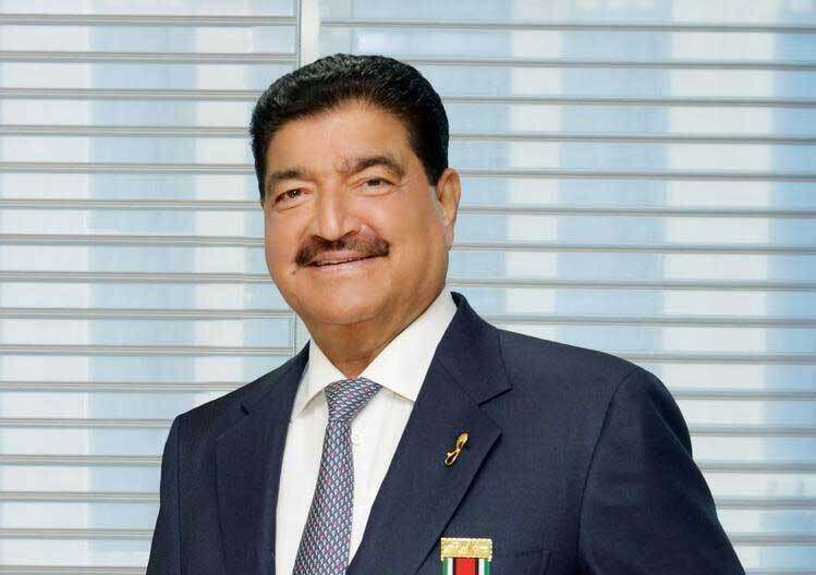 Dr BR Shetty, founder and chairman - NMC, Finablr and BRS Ventures.- Supplied photo