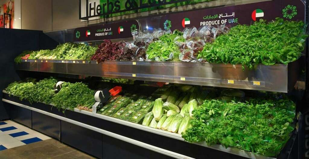 Abu Dhabi farmers, sell, products, directly, retail stores