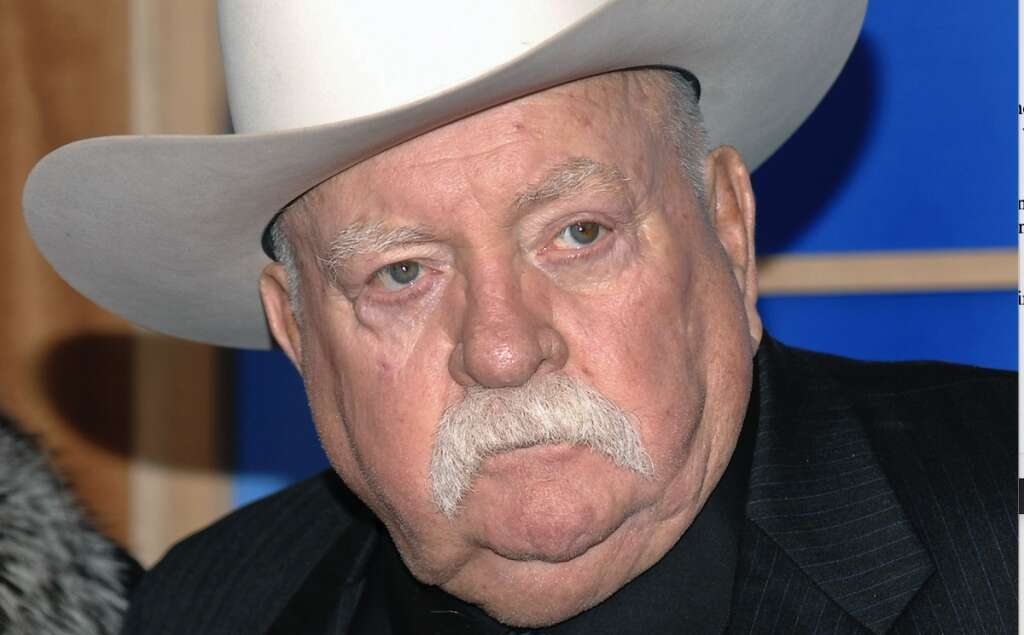 Wilford Brimley, actor, Cocoon, Hollywood, obituary, death