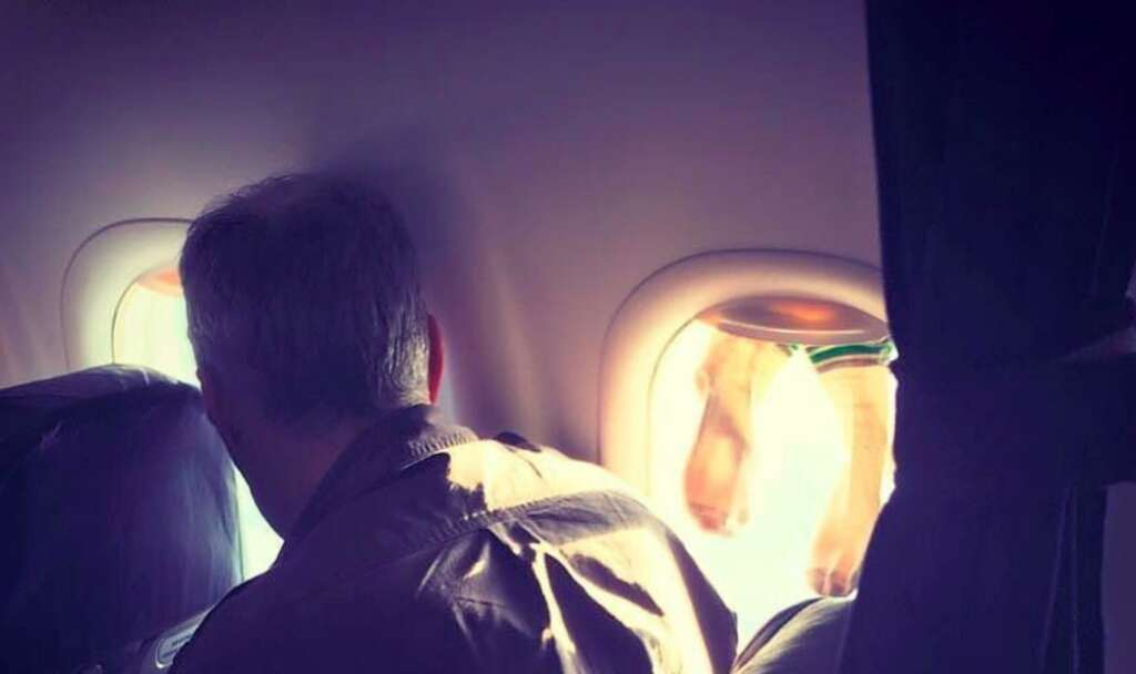 Passenger, Instagram, Passenger Shaming, plane