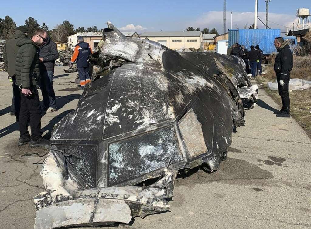 Iran, downed, plane, black boxes, Ukraine, Ukrainian Boeing passenger plane, Ukrainian Boeing-737