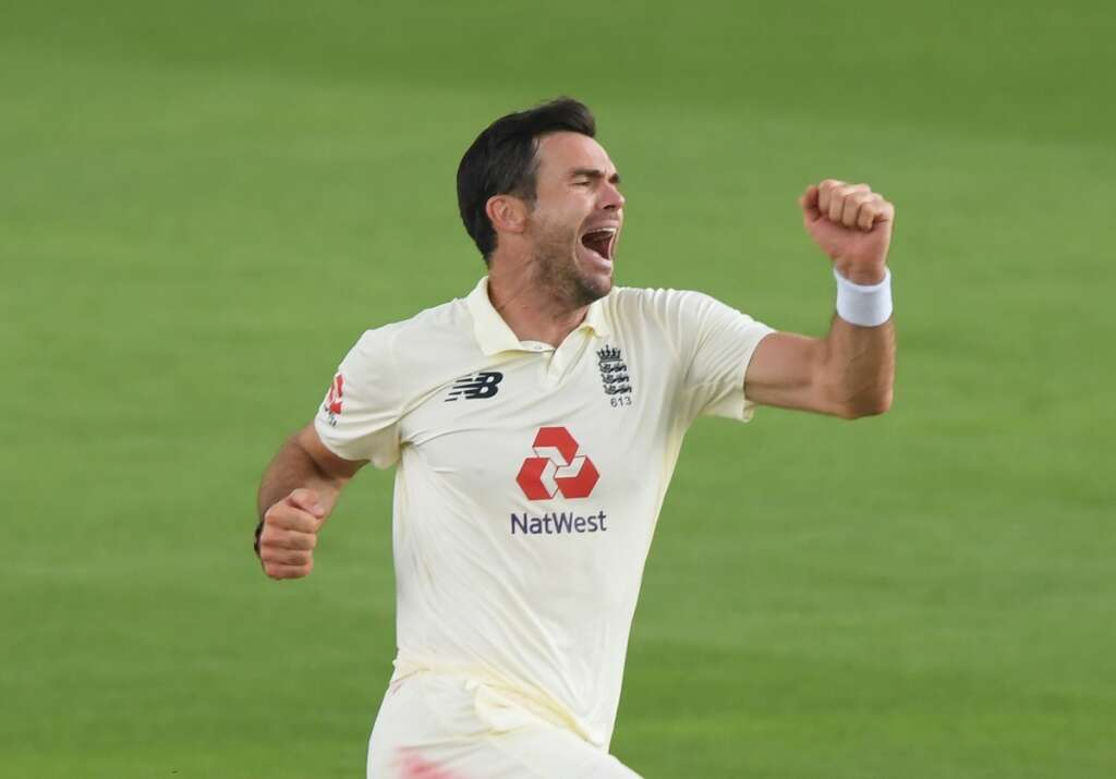 Sam Curran backs James Anderson to reach 600 test wickets