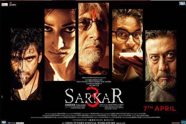 Sarkar 3 movie review: Amitabh Bachchan shines
